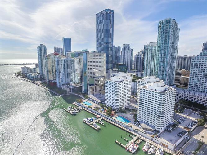 905 Brickell Bay Drive, Miami, FL 33131, Four Ambassadors #408, Brickell, Miami A10579325 image #1
