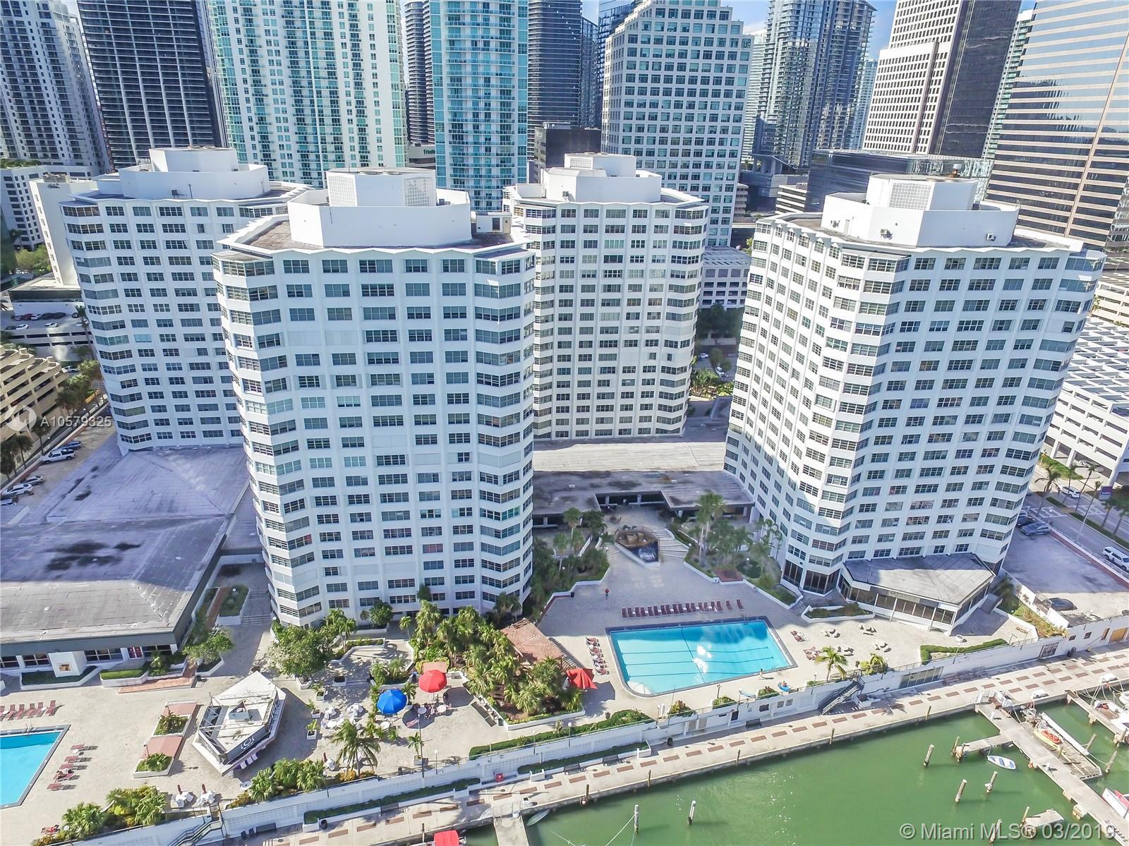 905 Brickell Bay Drive, Miami, FL 33131, Four Ambassadors #408, Brickell, Miami A10579325 image #3