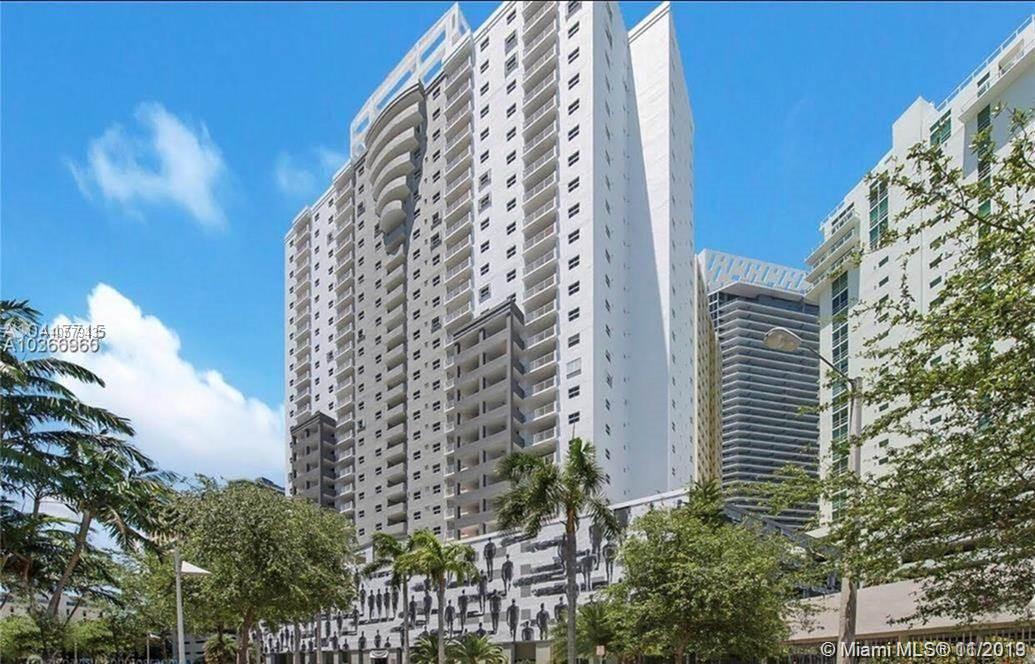 185 Southeast 14th Terrace, Miami, FL 33131, Fortune House #2010, Brickell, Miami A10579435 image #1