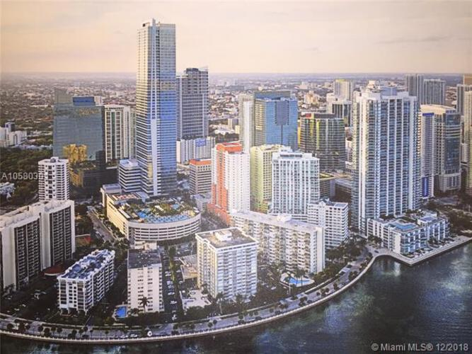 1408 SE Bayshore Drive and 1408 Brickell Bay Drive, Miami FL 33131, Brickell Bay Tower #714, Brickell, Miami A10580301 image #1