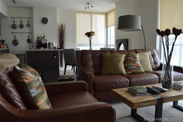 500 Brickell Avenue and 55 SE 6 Street, Miami, FL 33131, 500 Brickell #1601, Brickell, Miami A10581510 image #5