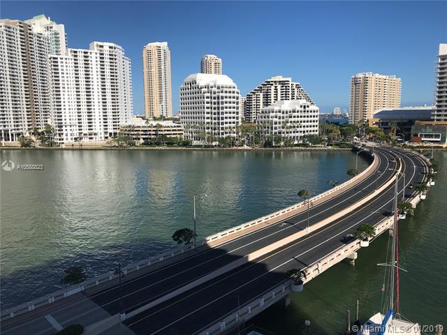 905 Brickell Bay Drive, Miami, FL 33131, Four Ambassadors #871, Brickell, Miami A10588823 image #2