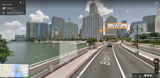 905 Brickell Bay Drive, Miami, FL 33131, Four Ambassadors #871, Brickell, Miami A10588823 image #15