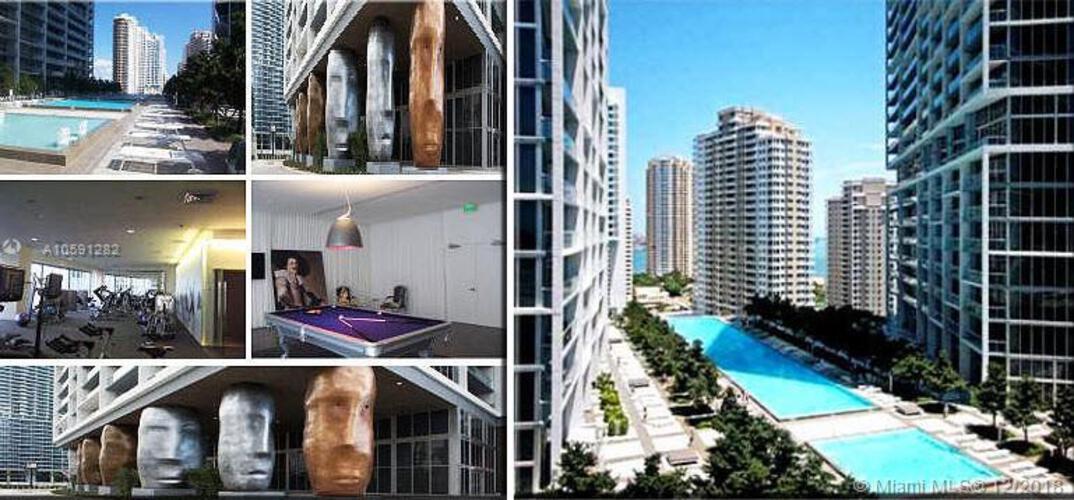 465 Brickell Ave, Miami, FL 33131, Icon Brickell I #3105, Brickell, Miami A10591282 image #4