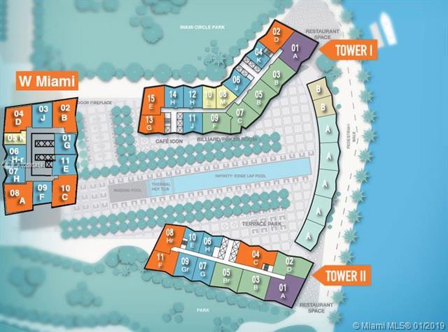 Icon Brickell III (W Miami) image #2