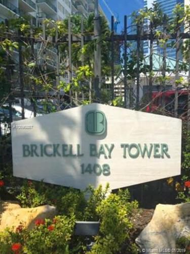 1408 SE Bayshore Drive and 1408 Brickell Bay Drive, Miami FL 33131, Brickell Bay Tower #1404, Brickell, Miami A10595857 image #18