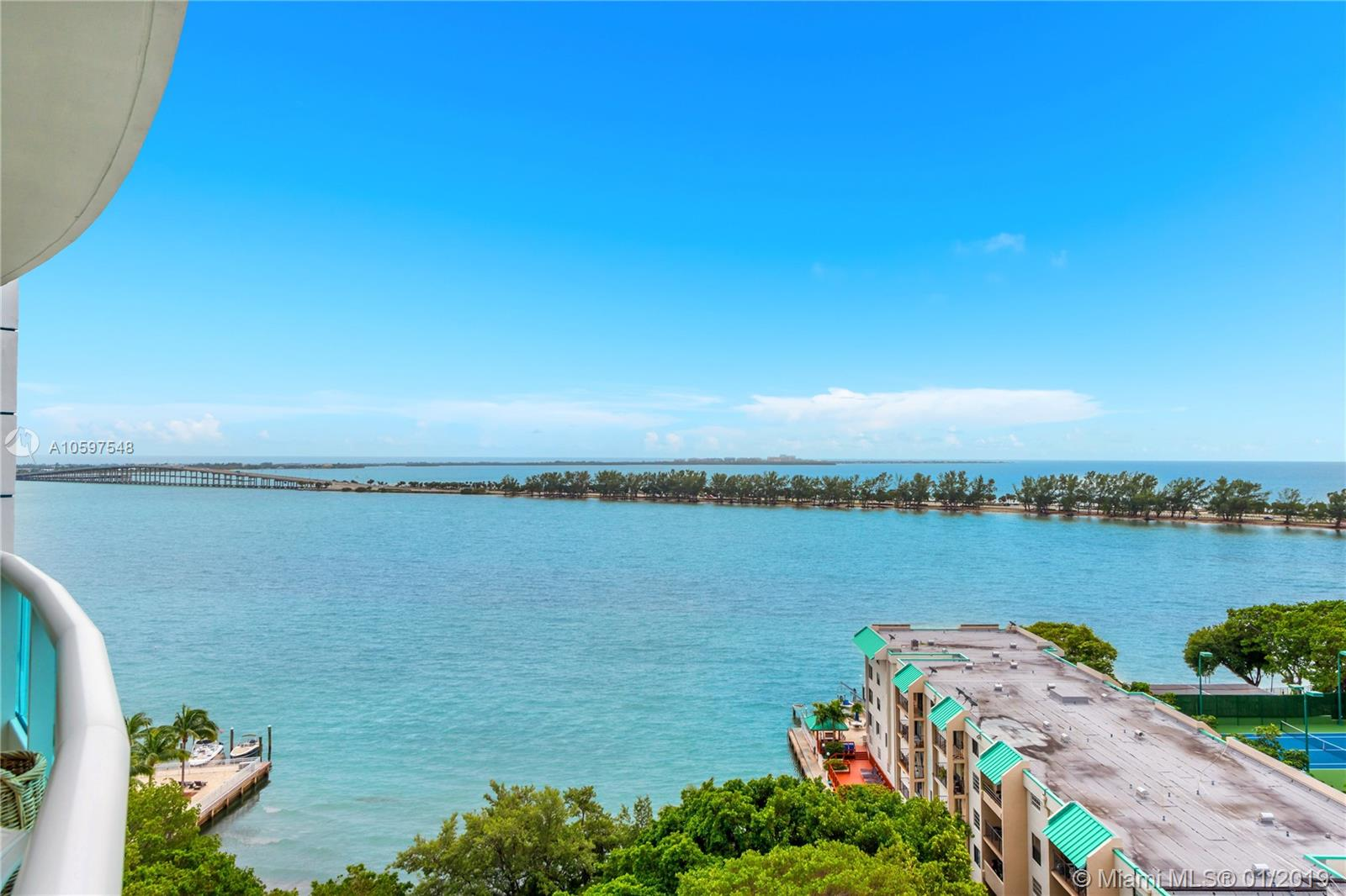 2127 Brickell Avenue, Miami, FL 33129, Bristol Tower Condominium #1402, Brickell, Miami A10597548 image #2