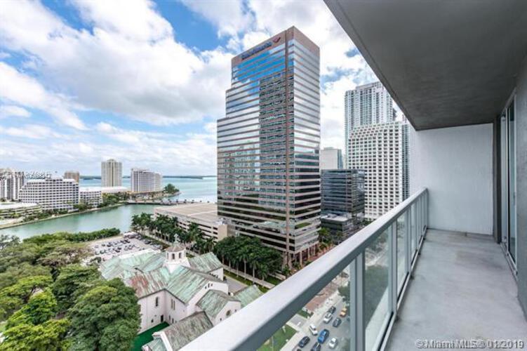 500 Brickell Avenue and 55 SE 6 Street, Miami, FL 33131, 500 Brickell #1900, Brickell, Miami A10599842 image #3