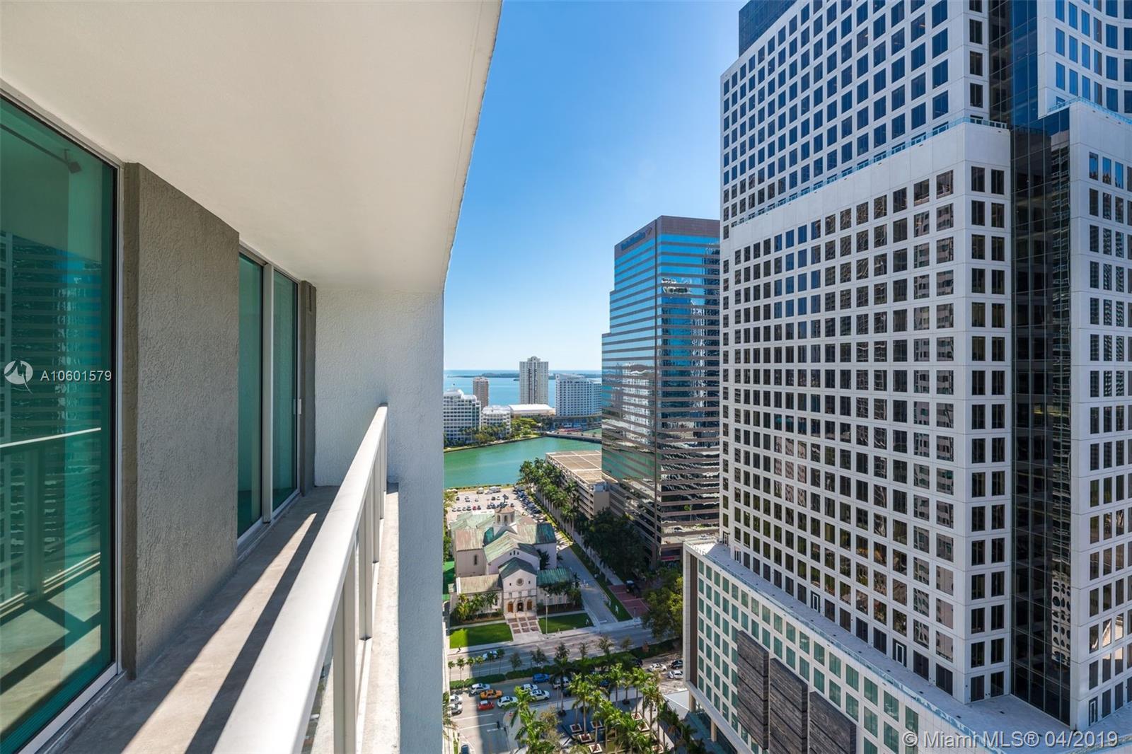 500 Brickell Avenue and 55 SE 6 Street, Miami, FL 33131, 500 Brickell #2704, Brickell, Miami A10601579 image #2