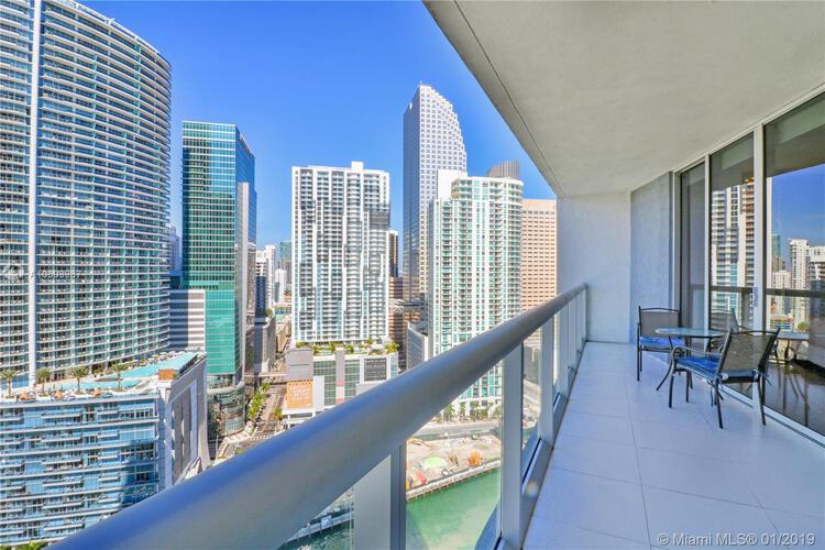 465 Brickell Ave, Miami, FL 33131, Icon Brickell I #2704, Brickell, Miami A10603987 image #1