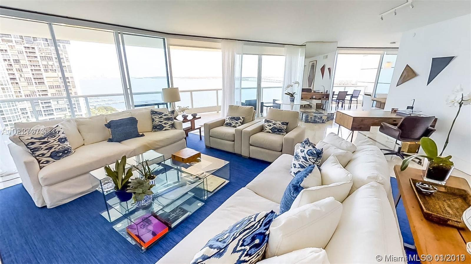 2127 Brickell Avenue, Miami, FL 33129, Bristol Tower Condominium #1501, Brickell, Miami A10607534 image #1