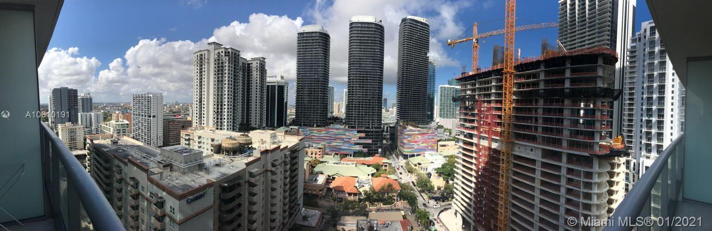 1100 S Miami Ave, Miami, FL 33130, 1100 Millecento #2008, Brickell, Miami A10610191 image #1