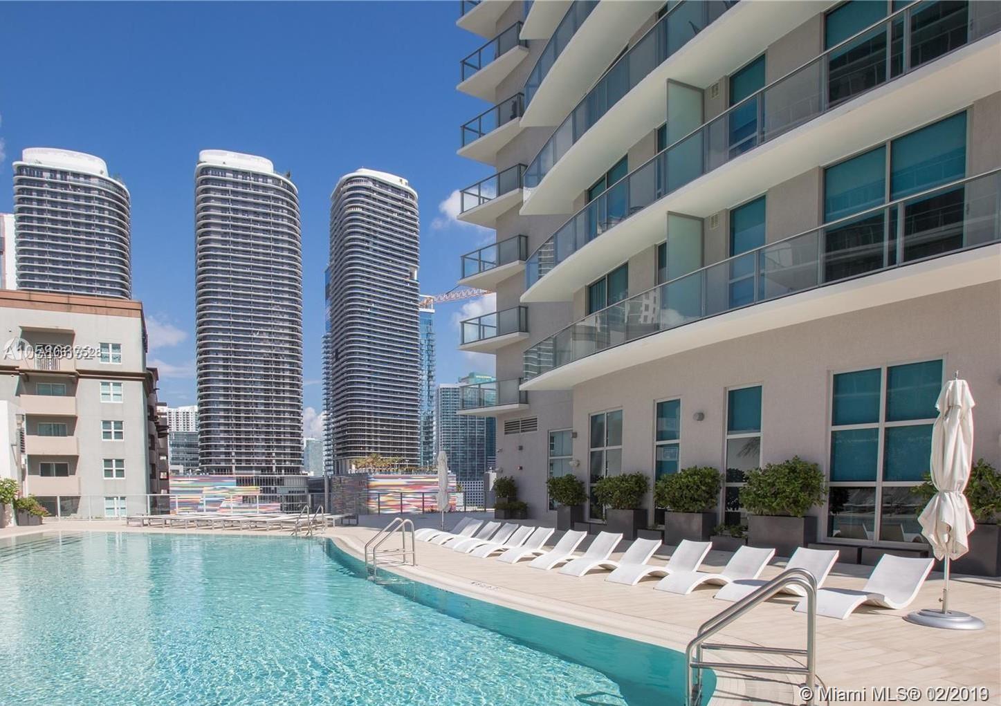 1100 S Miami Ave, Miami, FL 33130, 1100 Millecento #302, Brickell, Miami A10617528 image #21