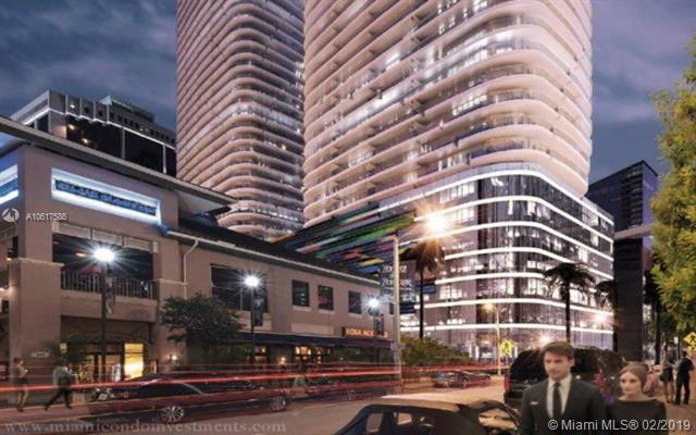 45 SW 9th St, Miami, FL 33130, Brickell Heights East Tower #2503, Brickell, Miami A10617586 image #59