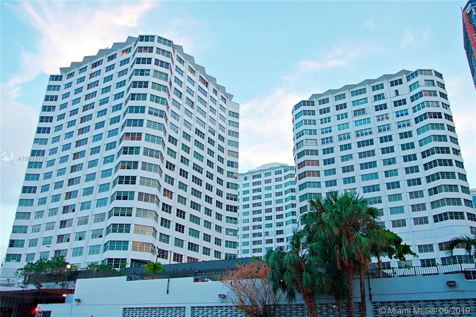 905 Brickell Bay Drive, Miami, FL 33131, Four Ambassadors #845, Brickell, Miami A10618761 image #1