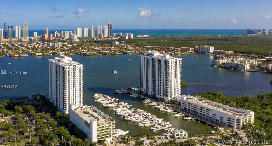Marina Palms Yacht Club and Residences Unit #910 Condo for