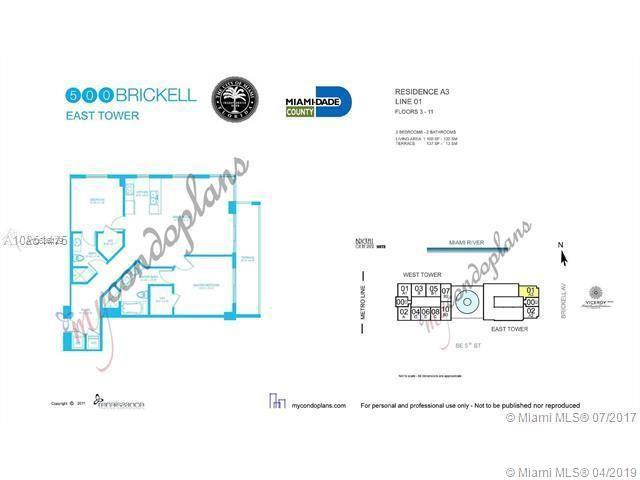 500 Brickell image #15