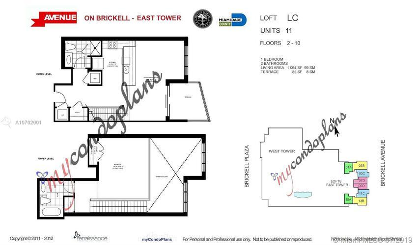 Avenue 1060 Brickell image #19