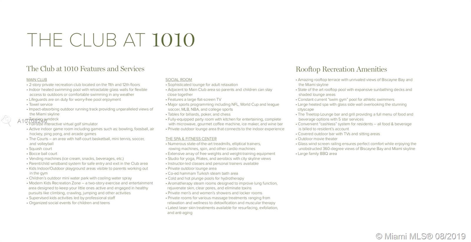 1010 Brickell image #22