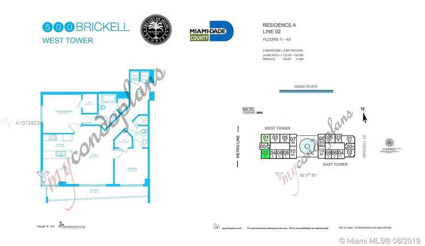500 Brickell image #36