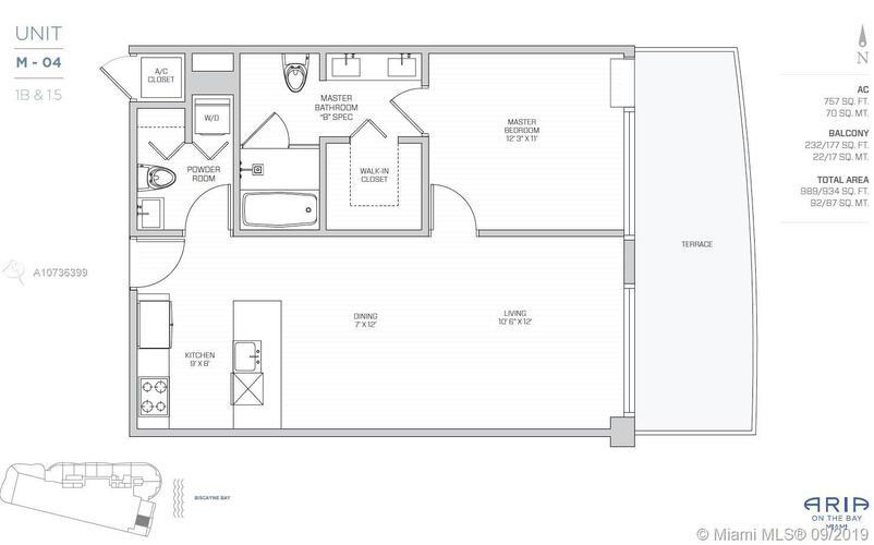 Aria On The Bay Unit 704 Condo For Sale In Edgewater Miami Condos Condoblackbook