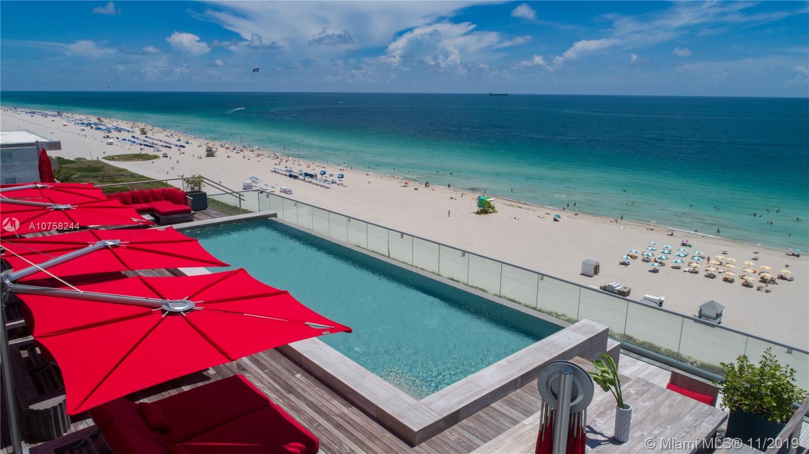 321 ocean drive unit #ph condo for sale in south beach