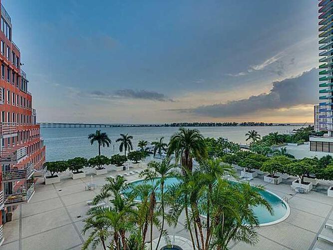 Condo in Miami, brickell, The Palace Condo, B704, A2060346