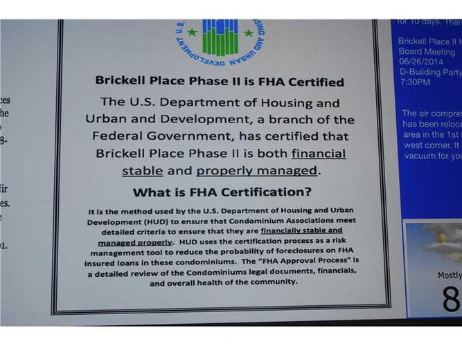 Brickell Place II image #14