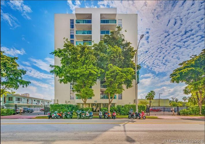 Condo in Miami, South Beach, Mirador East, 308, A10031733