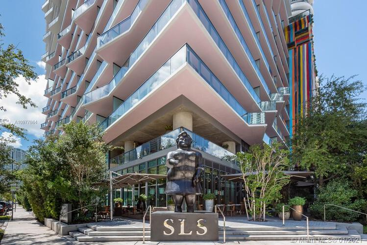 SLS Hotel & Residences image #29