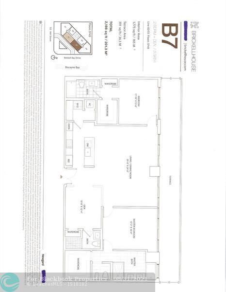 1300 Brickell Bay Drive, Miami, FL 33131, Brickell House #3902, Brickell, Miami F10115751 image #32