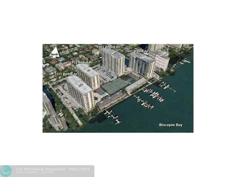 1915 Brickell Ave, Miami, FL 33129, Brickell Place III #C708, Brickell, Miami F10118075 image #2