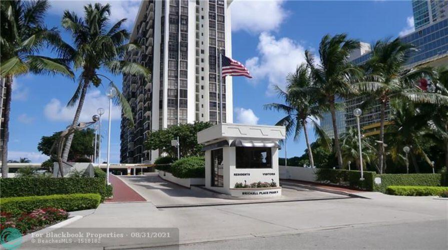 1865 Brickell Ave, Miami. FL 33129, Brickell Place I #A1105, Brickell, Miami F10148511 image #25